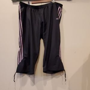 Adidas loose fit joggers